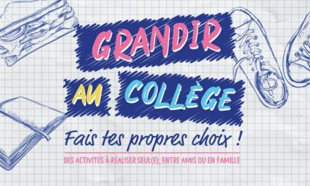 «Grandir au collège», un carnet de bord pour ados, en campagne sur Ulule