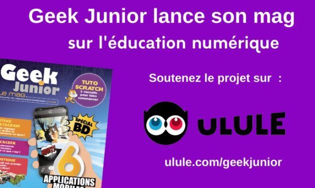 Éducation numérique pour les ados : la campagne Ulule de notre magazine continue !