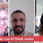 Facebook Live #1 : apprendre à coder pour les kids. Pourquoi ?