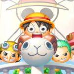 One Piece Bon! Bon! Journey ! Les pirates sur iOS et Android dans un jeu match-3