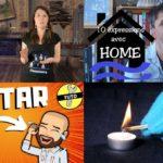 Apprendre avec YouTube #173 : Les tutos de Huito, Norbert explique nous, Hugo Lisoir, Science4All…