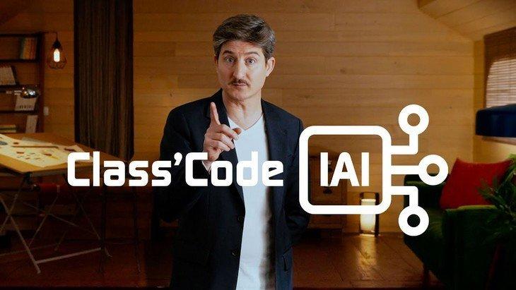 Mooc Class'Code IAI : une formation en ligne sur l'intelligence artificielle pour tous