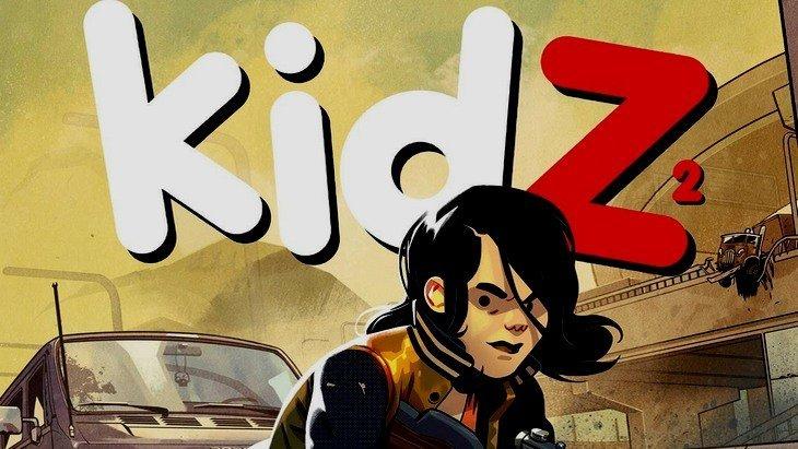 Lecture du jour #39 : KidZ (T2), survivre à l'apocalypse en mode ado