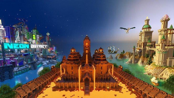 Minecraft RTX : ton jeu préféré comme tu ne l'as jamais vu !