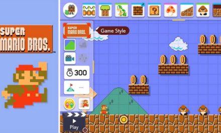 Un nouveau mode de Super Mario Maker 2 permet de créer ton propre jeu vidéo