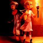 Lecture du jour #44  : Les Secrets de Toutânkhamon