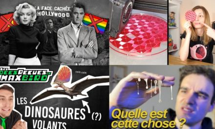 Apprendre avec YouTube #178 : Heliox, Dr Nozman, Max Bird, Poisson Fécond, Adam Bros…