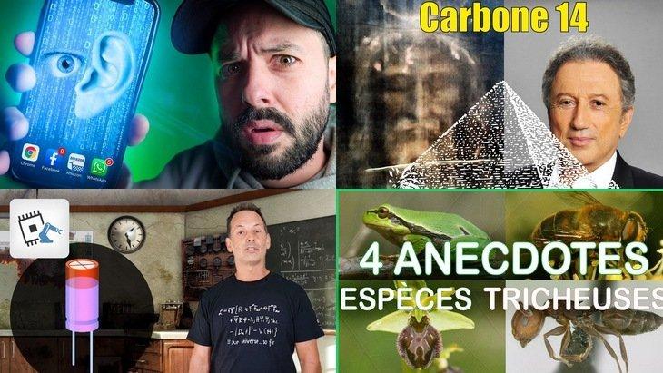 Apprendre avec YouTube #179 : Le Grand JD, Biosfear, Science Etonnante, Startdust, Lumni…