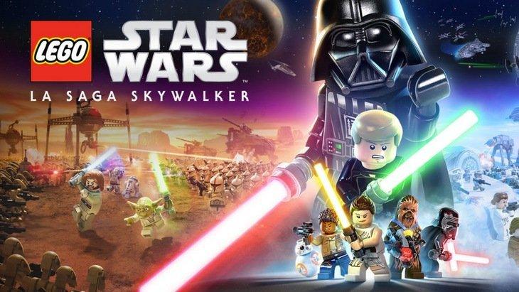 LEGO Star Wars : La Saga Skywalker : de nouvelles infos et le visuel officiel !
