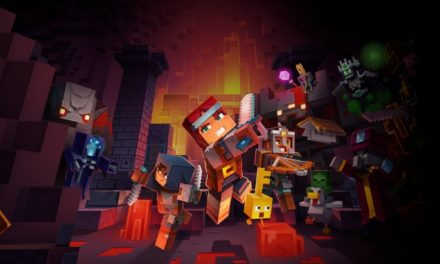 Minecraft Dungeons arrive le 26 mai sur PC, PS4, Xbox One et Switch.