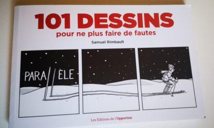 Orthographe : «101 dessins pour ne plus faire de fautes»