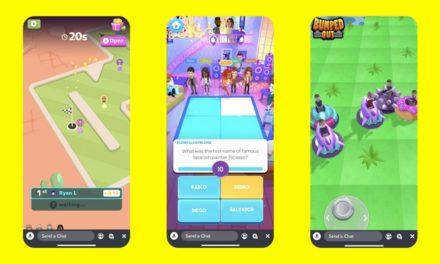 Bitmoji for Games : ton avatar 3D bientôt dans des jeux Snap Games