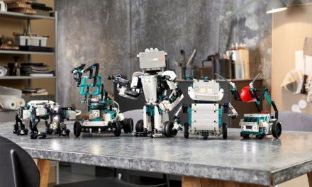 LEGO Mindstorms Robot Inventor : les nouveaux robots programmables de LEGO