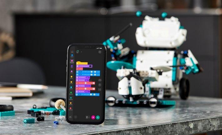 Lego Robot Inventor