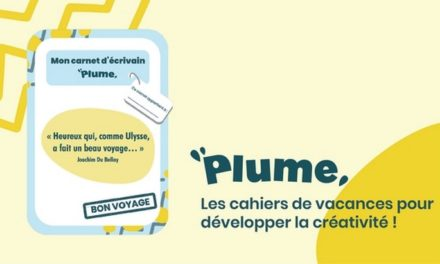 L'application Plume renouvelle les cahiers de vacances