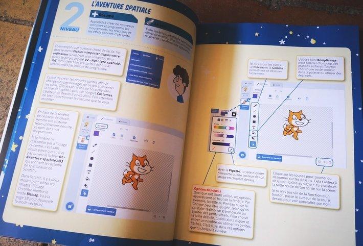«Scratch 3 pour les kids»
