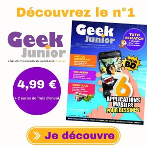 N°1 - Geek Junior