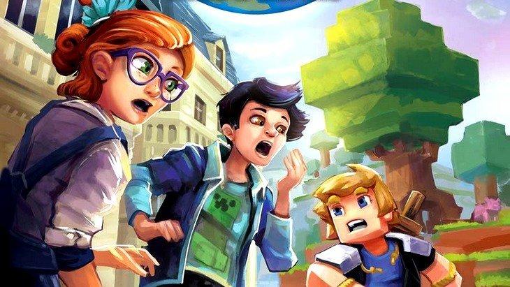 Lecture d'été #6 : Frigiel et Fluffy plongent dans Minecraft Earth