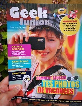 Geek Junior n°3