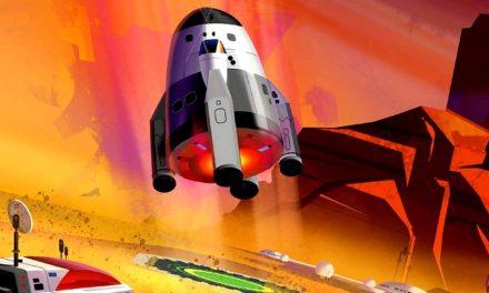 Lecture d'été #13 : Nix Olympica, un roman d'anticipation à ne pas rater sur le voyage vers Mars