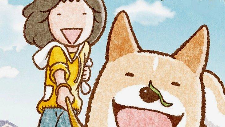 """Lecture d'été #4  : """"Mon Shiba, ce drôle de chien"""", un manga kawaii pour mieux comprendre les chiens"""