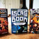 """Lecture de rentrée #3 : trois """"escape books"""" pour la rentrée publiés chez 404 Éditions"""