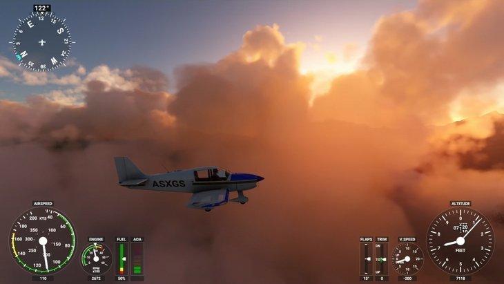 Avec Microsoft Flight Simulator 2020, le monde est à toi!