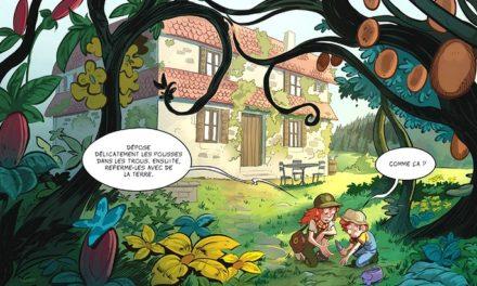 Lecture de rentrée #2 : Les Géants (T1), des ados et des grands monstres dans une BD fantastique