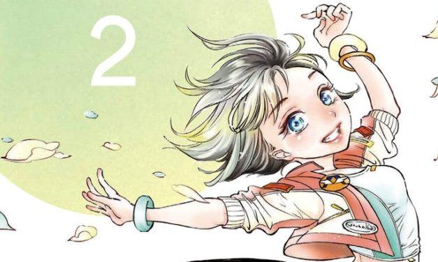 Lecture d'été #8 : Running Girl (T1 et T2), un manga sur le handisport