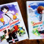 """Lecture d'été #9 : """"Second summer, never see you again"""" (Vol. 1 et 2), une romance surnaturelle"""