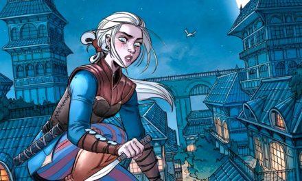 Lecture de rentrée #5 : Le serment de l'acier (T1), une BD fantasy qui fait le plein d'intrigues