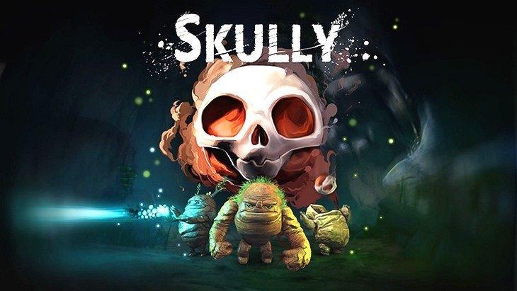 Skully, un jeu de plates-formes sur Nintendo Switch, PlayStation 4, Xbox One et PC
