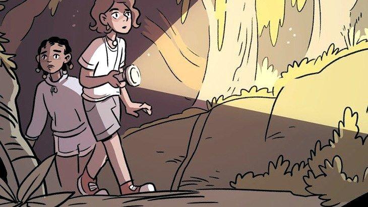 Lecture d'été #10 : Le garçon sorcière (T2), une série BD qui confirme avec «La Sorcière secrète»
