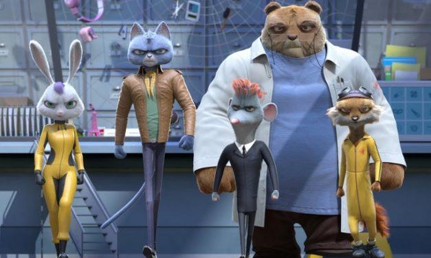 Sortie cinéma : Spycies, un film d'animation avec des agents secrets