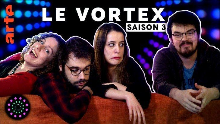 """La saison 3 du """"Vortex"""", la chaîne YouTube de vulgarisation scientifique d'ARTE, est de retour"""