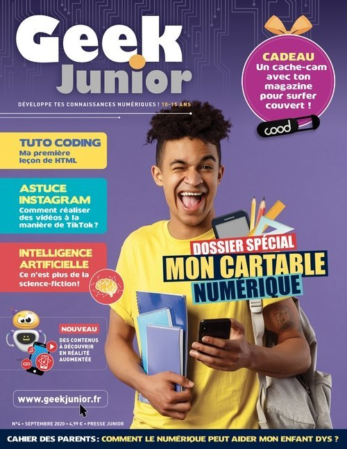 Geek Junior n°4
