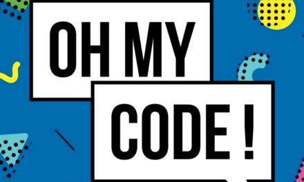 «Oh my code ! : Je crée mon premier site web» pour se lancer !