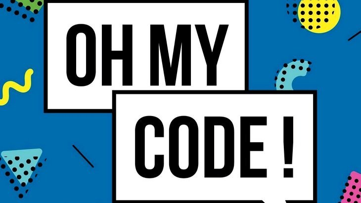 """""""Oh my code ! : Je crée mon premier site web"""" pour se lancer !"""