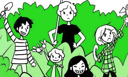 «7, rue des écolos», la révolte verte des ados!