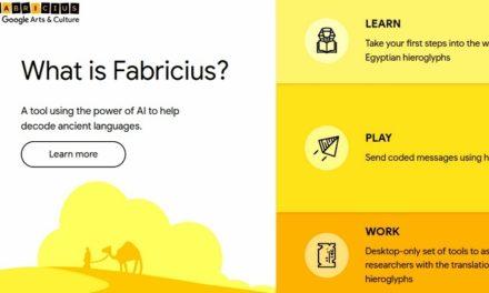 Google développe une intelligence artificielle capable de traduire les hiéroglyphes égyptiens