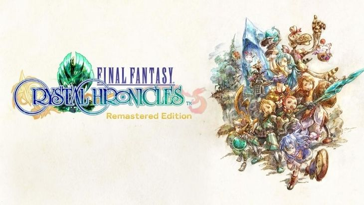 Final Fantasy Crystal Chronicles Remastered Edition est arrivé !