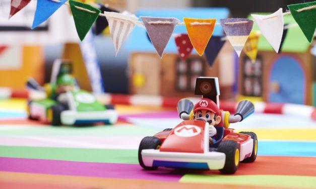 L'actu geek de la semaine : Mario Kart, Xooloo Messenger, Les Géants…