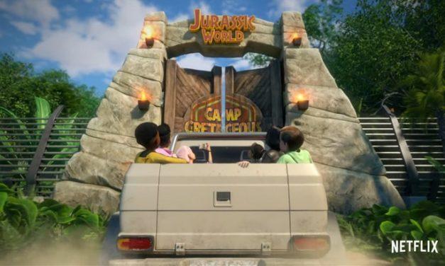 «Jurassic World : La Colo du Crétacé», la série animée Netflix se dévoile