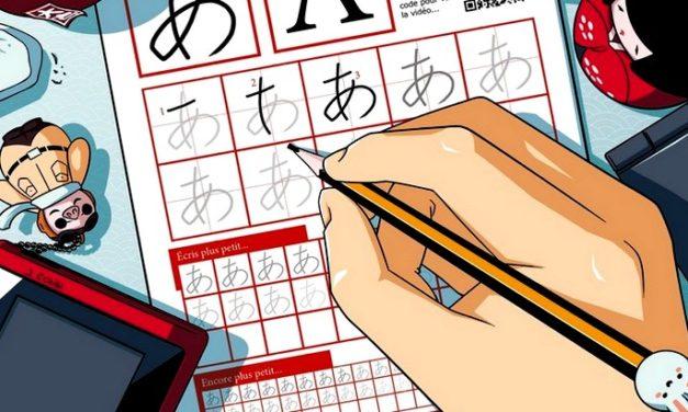 Avec «Nihongo», apprendre les alphabets japonais devient plus facile !
