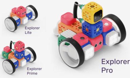 Robo Wunderkind Explorer Kits : 3 nouveaux kits robotiques pour coder et s'amuser