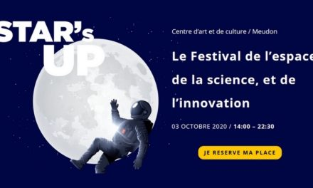 Star's Up, le Festival de l'espace, de la science, et de l'innovation  le 3 octobre