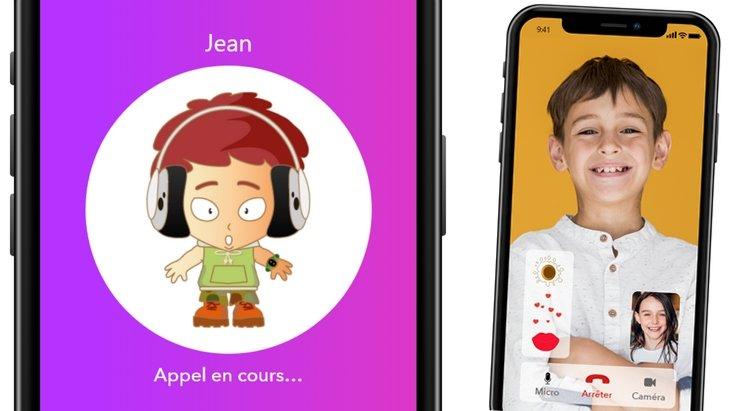 La messagerie instantanée Xooloo Messenger lance la vidéo pour les enfants