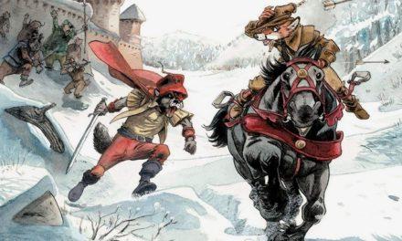 Sortie BD : Tracnar et Faribol, un magnifique conte animalier