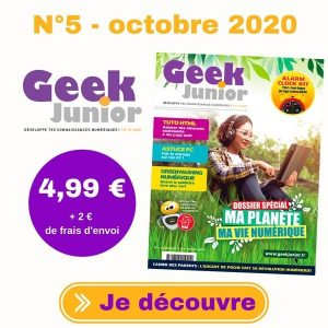 Geek Junior n°5