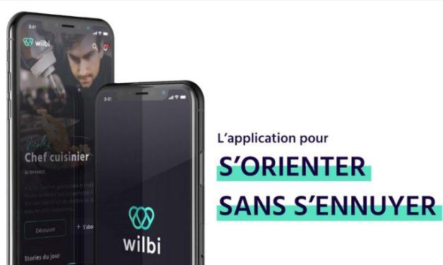 Wilbi, l'application pour découvrir ton futur métier (en campagne sur Ulule)
